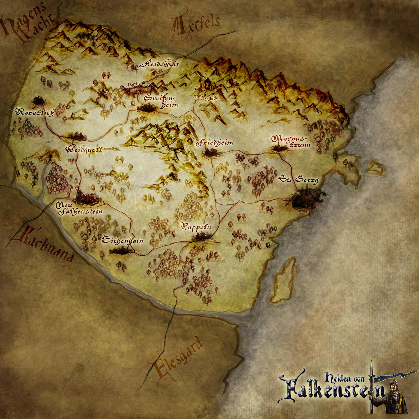 Falkensteinkarte