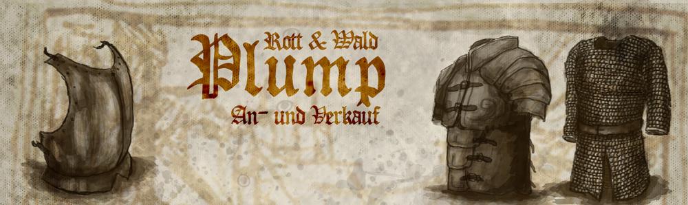Plump An- und Verkauf hat neue Waren!